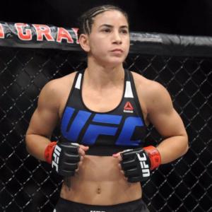 Видео боя Тиша Торрес — Вэйли Жанг UFC 235