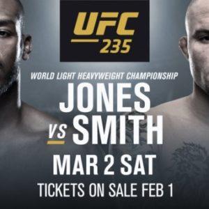 Прогноз на бой Джон Джонс - Энтони Смит UFC 235