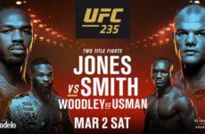 Прямая трансляция UFC 235: Джон Джонс — Энтони Смит