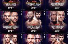 UFC 235: файткард, участники, информация, видео