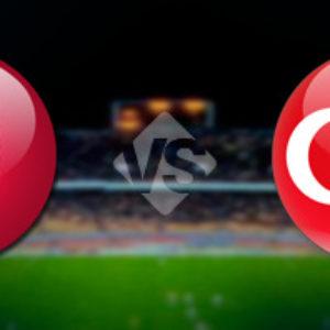 Албания — Турция. Прямая трансляция. Чемпионат Европы. Квалификация. 22.03.19