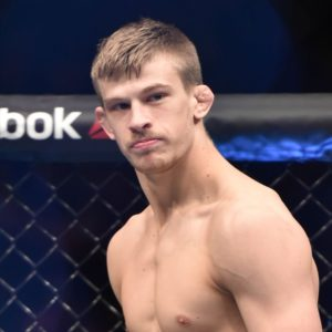 Видео боя Арнольд Аллен — Джордан Ринальди UFC Fight Night 147