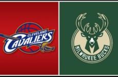 Прямая трансляция Милуоки Бакс — Кливленд Кавальерс. NBA. 24.03.19
