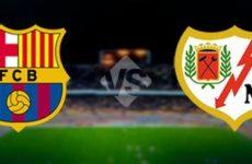 Барселона — Райо Вальекано. Прямая трансляция. Ла Лига. 09.03.19