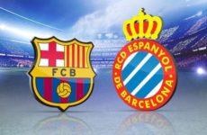 Прямая трансляция Барселона — Эспаньол. Ла Лига. 30.03.19
