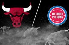 Чикаго Буллз — Детройт Пистонс. Прямая трансляция. NBA. 09.03.19