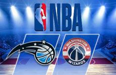 Видео. Лучшие моменты Вашингтон Визардс — Орландо Меджик. NBA. 02.01.20