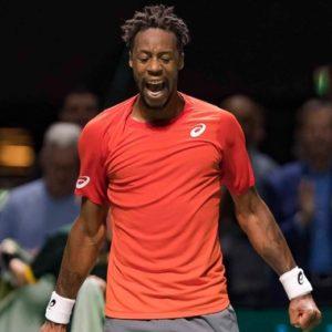 Гаэль Монфис — Альберто Рамос. Прямая трансляция. Теннис. ATP. 12.03.19