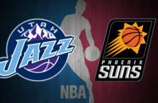Финикс Санз — Юта Джаз. Прямая трансляция. NBA. 14.03.19