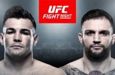 Видео боя Джек Маршмен — Джон Филлипс UFC Fight Night 147