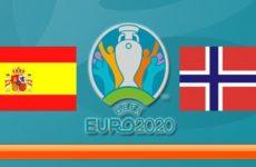 Испания — Норвегия. Прямая трансляция. Чемпионат Европы. Квалификация. 23.03.19