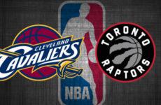 Прямая трансляция Торонто Репторс — Кливленд Кавальерс. NBA. 01.01.20