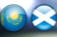 Казахстан — Шотландия. Прямая трансляция. Чемпионат Европы. Квалификация. 21.03.19