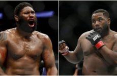 Видео боя Кертис Блэйдс — Джастин Уиллис UFC Fight Night 148