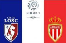 Лилль — Монако. Прямая трансляция. Лига 1. 15.03.19