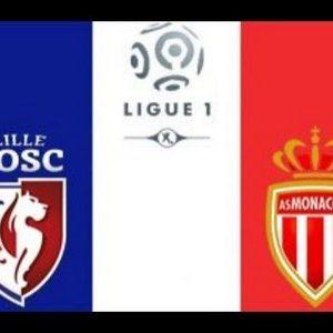 Лилль - Монако. Прямая трансляция. Лига 1. 15.03.19