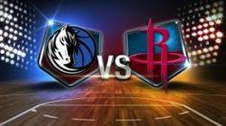 Даллас Маверикс - Хьюстон Рокетс. Прямая трансляция. NBA. 11.03.19