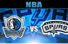 Даллас Маверикс — Сан-Антонио Спёрс. Прямая трансляция. NBA. 13.03.19