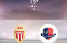 Прямая трансляция Монако — Кан. Лига 1. 31.03.19