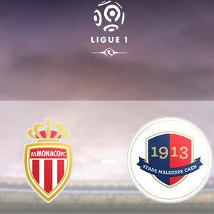 Прямая трансляция Монако - Кан. Лига 1. 31.03.19