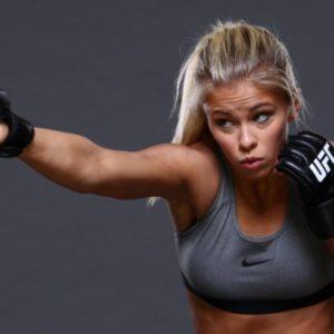 Видео боя Мэйси Барбер — Джей Джей Олдрич UFC Fight Night 148