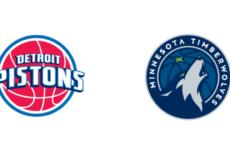 Детройт Пистонс — Миннесота Тимбервулвз. Прямая трансляция. NBA. 07.03.19