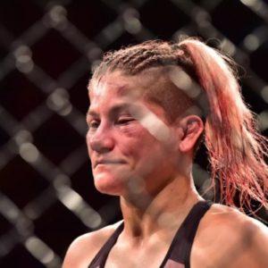 Видео боя Молли МакКэнн — Присцила Кашоэйра UFC Fight Night 147