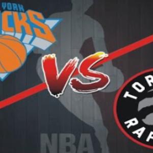 Видео. Лучшие моменты Нью-Йорк Никс — Торонто Репторс. NBA. 25.01.20