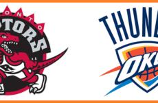 Торонто Репторс — Оклахома-Сити Тандер. Прямая трансляция. NBA. 23.03.19