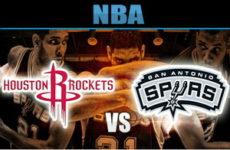 Хьюстон Рокетс — Сан-Антонио Спёрс. Прямая трансляция. NBA. 23.0.3.19