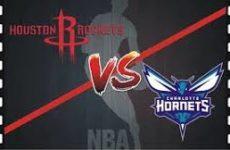 Хьюстон Рокетс — Шарлот Хорнетс. Прямая трансляция. NBA. 12.03.19