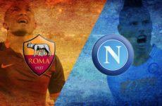 Прямая трансляция Рома — Наполи. Серия А. 31.03.19