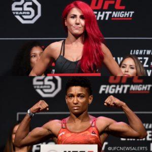 Видео боя Ранда Маркос — Анджела Хилл UFC Fight Night 148