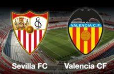 Прямая трансляция Севилья — Валенсия. Ла Лига. 31.03.19