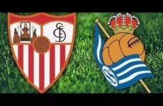 Севилья — Реал Сосьедад. Прямая трансляция. Ла Лига. 10.03.19