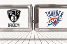 Оклахома-Сити Тандер — Бруклин Нетс. Прямая трансляция. NBA. 14.03.19