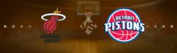 Видео. Лучшие моменты матча Майами Хит - Детройт Пистонс. NBA. 13.11.19