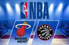 Майами Хит — Торонто Репторс. Прямая трансляция. NBA. 10.03.19