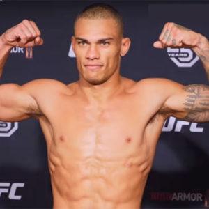 Видео боя Содик Юсуфф — Шеймон Мораес UFC on ESPN 2