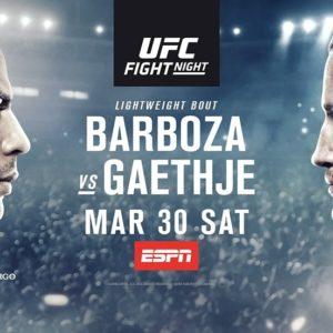 Бонусы турнира UFC on ESPN 2: Эдсон Барбоза - Джастин Гэтжи