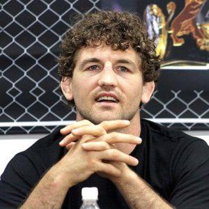 Бен Аскрен и Кен Ли устроили скандал на пресс-конференции UFC в Атланте