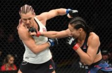 UFC Fight Night 146: Яна Куницкая побеждает Мэрион Рено