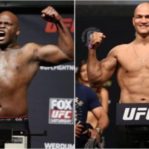 Результаты взвешивания участников турнира UFC Fight Night 146: Джуниор Дос Сантос – Деррик Льюис