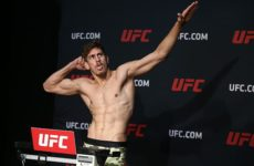 Видео боя Тим Минс — Нико Прайс UFC Fight Night 146