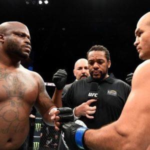 UFC Fight Night 146: Джуниор Дос Сантос нокаутировал Деррика Льюиса