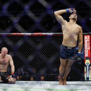 Бонусы турнира UFC 235