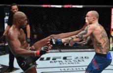 Результаты турнира UFC 235: Джон Джонс — Энтони Смит