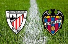 Прямая трансляция Атлетик — Леванте. Ла Лига. 03.04.19