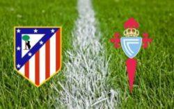 Прямая трансляция Атлетико Мадрид - Сельта Виго. Ла Лига. 13.04.19