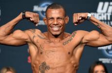 Видео боя Алекс Оливейра — Майк Перри UFC Fight Night 150